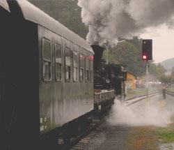 Anreise mit Bahn