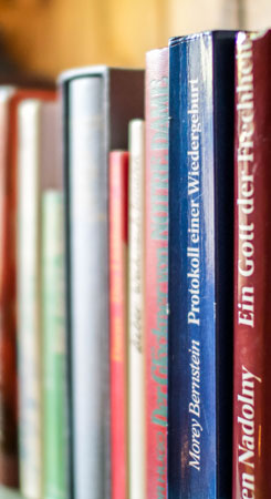 Bücher Ecke
